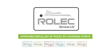 ROLEC EV Car Charging Point Approved Installer in Carlisle, Cumbria